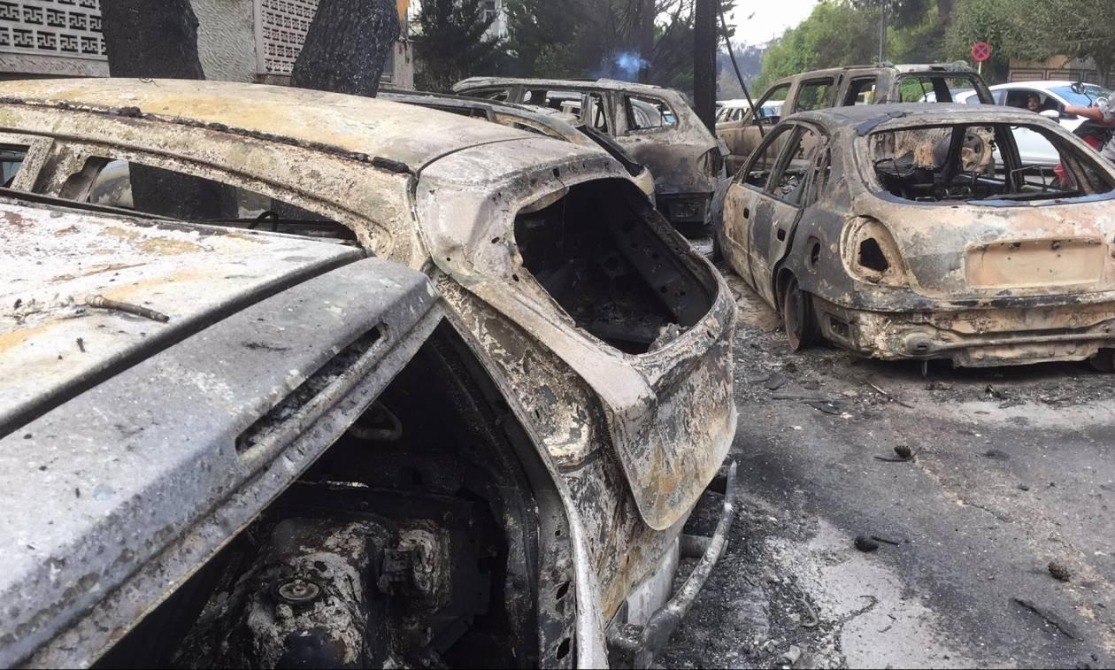 Φωτιά Νέος Βουτζάς - Συγκλονιστικές μαρτυρίες: «Μέσα σε μισή ώρα κάηκε όλη η περιοχή»