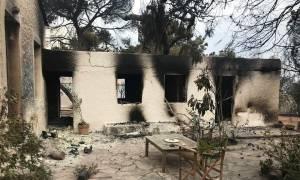 Φωτιά Μάτι: Υπηρεσία έκτακτης ενημέρωσης ενεργοποίησε το Facebook