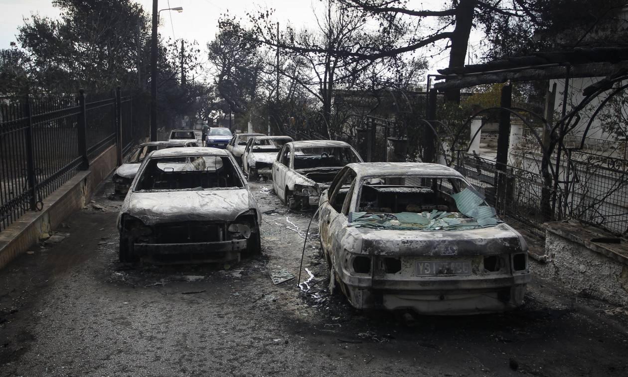 Φωτιά Αττική: Δεν έχει τέλος η τραγωδία - Δέκα ακόμη νεκροί στο Μάτι