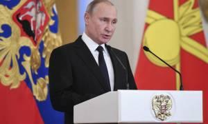 Φωτιά: Συλλυπητήρια επιστολή Πούτιν σε Παυλόπουλο και Τσίπρα