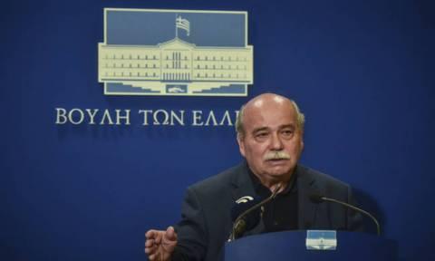 Φωτιά Αττική: Σήμερα η έκτακτη σύγκλιση της Διάσκεψης των Προέδρων στη Βουλή