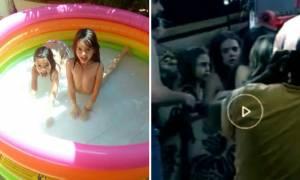 Φωτιά Μάτι: Θρίλερ με τα δίδυμα κοριτσάκια που αγνοούνται (pics)