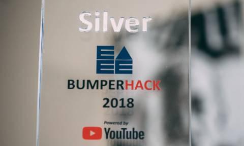 Bumper Hack 2018: «Ασημένιοι» με οικολογικό μήνυμα imba & Reprise