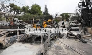 Φωτιά Αττική: Οι δρόμοι - αδιέξοδα που σκότωσαν τους πολίτες στο Μάτι (ΧΑΡΤΕΣ)