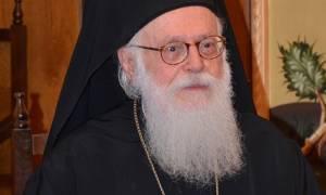 Φωτιά Αττική: Συμπαράσταση στη θλίψη από τον Αρχιεπίσκοπο Αναστάσιο