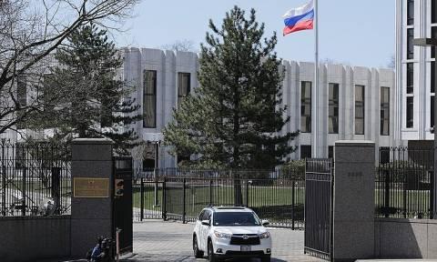 """Посольство РФ: принятие """"крымской декларации"""" доказывает, что США живут в иной реальности"""