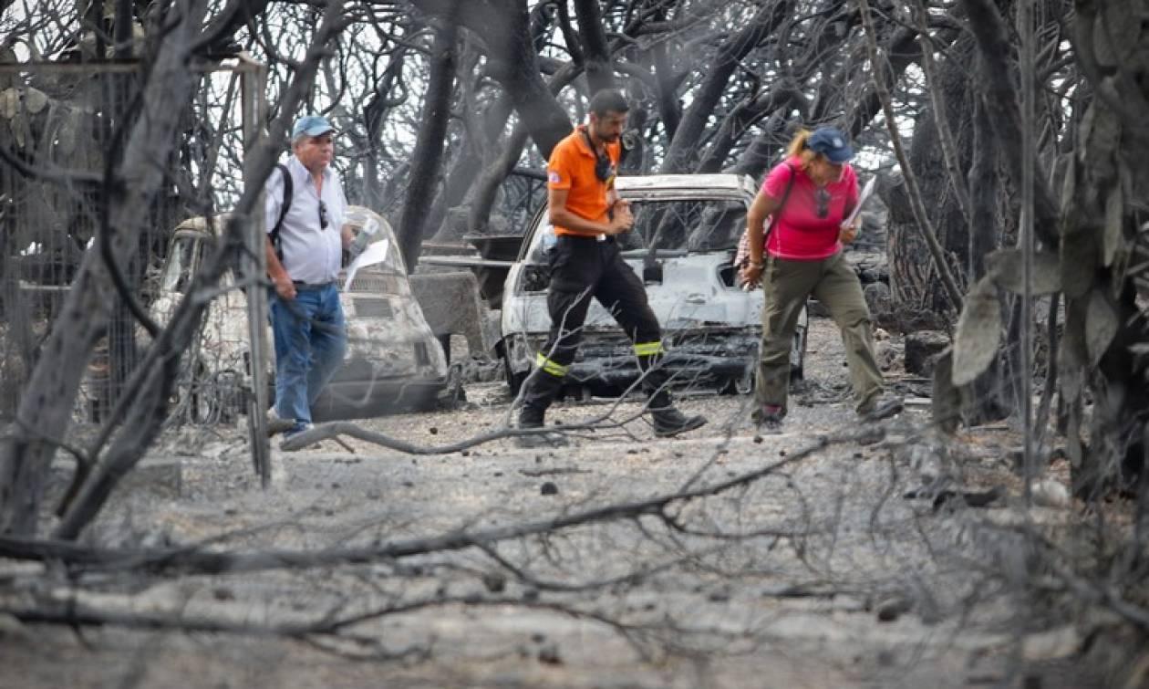 Φωτιά: Ανατριχιαστική μαρτυρία: «Έβλεπα τη μητέρα μου να καίγεται – Δεν πρόβαλα να της πω αντίο»