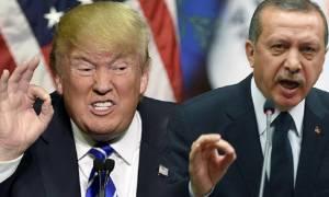 «Έξαλλος» ο Τραμπ με τον Ερντογάν: Τον απειλεί με σκληρές κυρώσεις