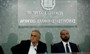 Η ερώτηση του CNN Greece στον Τζανακόπουλο για τον ειδικό λογαριασμό στήριξης των πυρόπληκτων