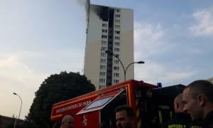 Γαλλία: Μια γυναίκα και τρία παιδιά σκοτώθηκαν από πυρκαγιά σε ουρανοξύστη (pics)