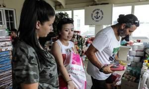 Φωτιά Αττική: Βοήθεια στους πυρόπληκτους προσφέρει η κινεζική κοινότητα της Ελλάδας