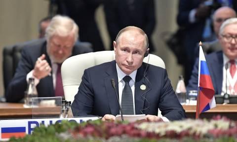 Путин: важно обеспечить безопасность общества и бизнеса в условиях цифровизации
