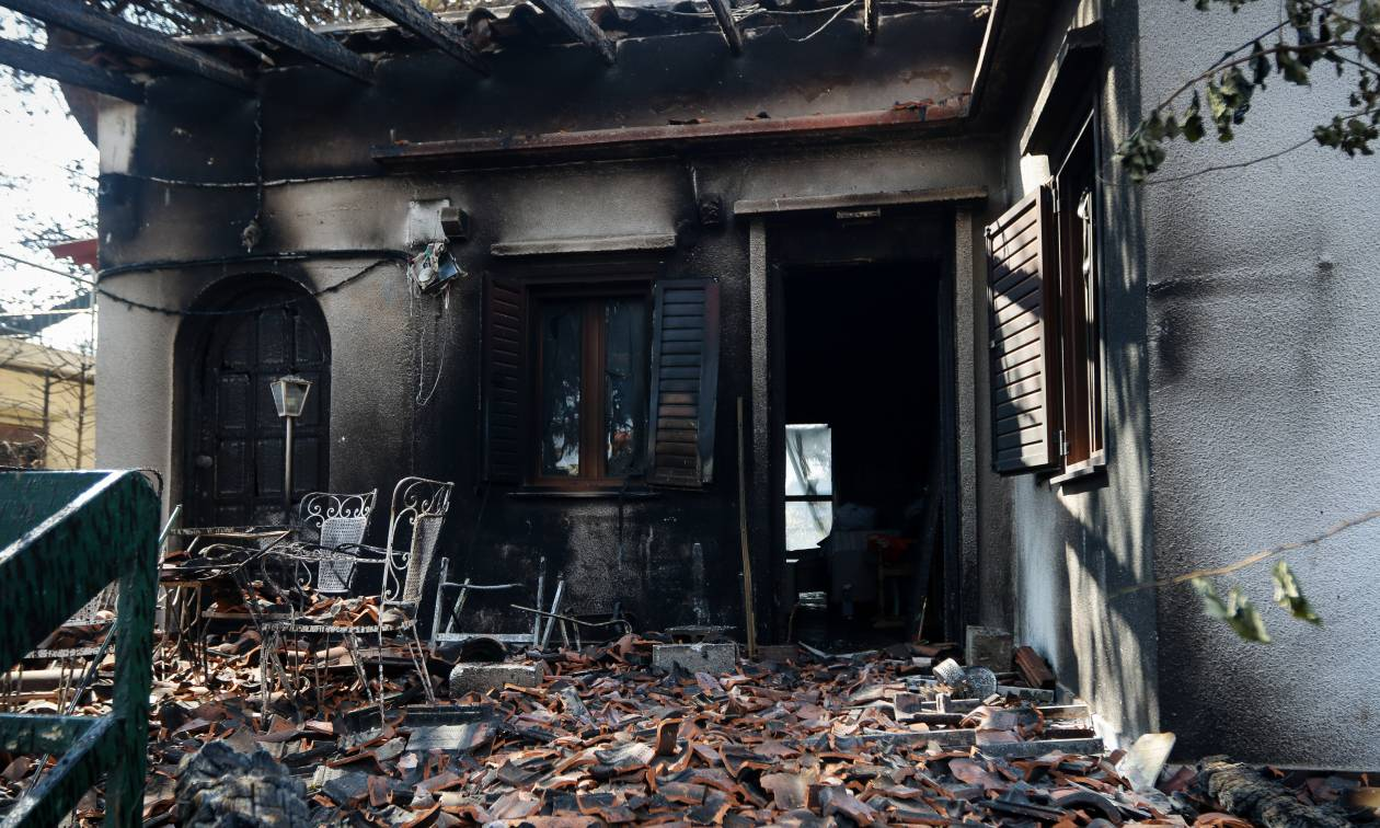 Φωτιές Αττική: Αυτά είναι τα μέτρα για τους πυρόπληκτους της ανατολικής Αττικής