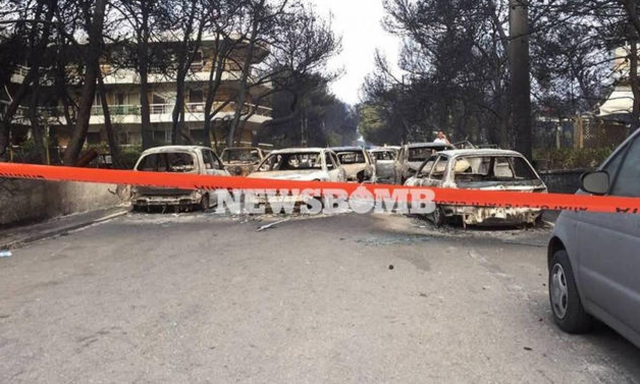Φωτιά Μάτι: Σοκαριστικές μαρτυρίες στο Newsbomb.gr: «Χωρίς αυτούς, θα ξαναγεννηθούμε!» (vids)
