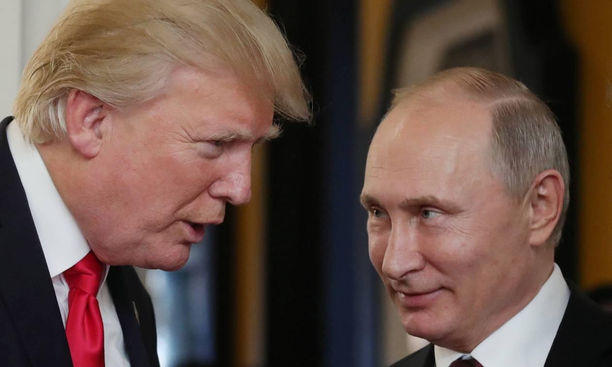 Έτοιμος να επισκεφθεί την Ρωσία ο Τραμπ