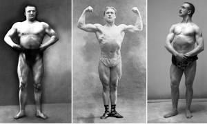 Δείτε πώς ήταν οι μποντιμπιλντεράδες πριν 100 χρόνια! (pics)