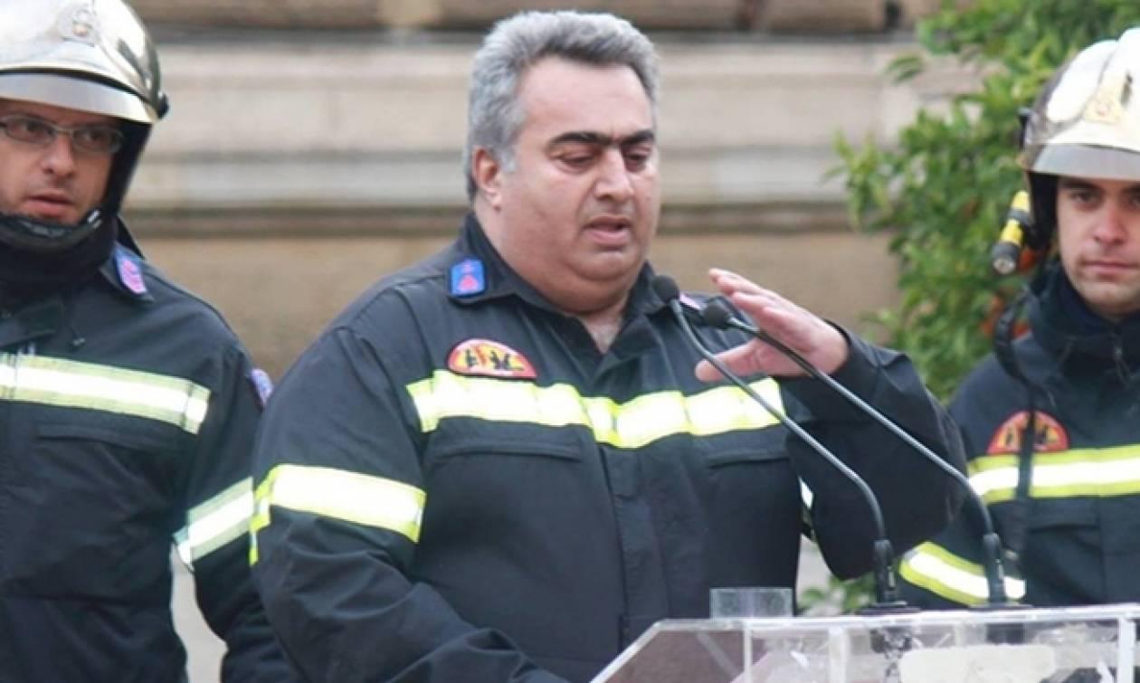 Πρόεδρος Πυροσβεστών: Ο Τόσκας και ο Αρχηγός έπρεπε να ζητούν συγγνώμη κάθε πέντε λεπτά