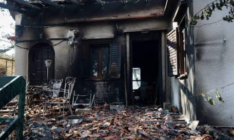 Engineers keep up checks on fire hit homes, 3,505 looked over