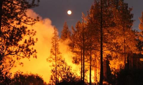 Carr fire: California blaze leaves two dead
