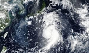 Typhoon Jongdari: Weather-ravaged Japan braces for powerful storm