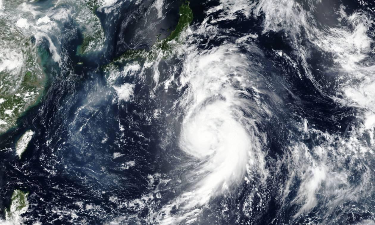 Ιαπωνία: Μετά τις φονικές πλημμύρες, έρχεται ισχυρός τυφώνας