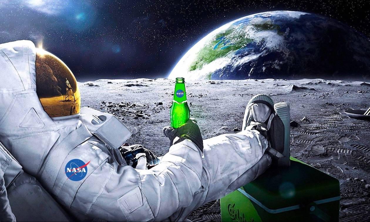 NASA: Έκλεισε τα 60 και το γιορτάζει