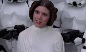 Δύο χρόνια μετά τον θάνατό της, η ηθοποιός Κάρι Φίσερ, στο νέο Star Wars
