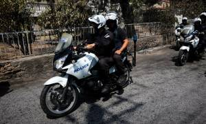 Φωτιά Αττική: Κινητές αστυνομικές μονάδες στις πληγείσες περιοχές