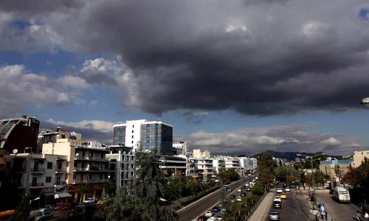 Καιρός Αττική: Κλειστή η Μεσογείων - 300 κλήσεις δέχθηκε η Πυροβεστική