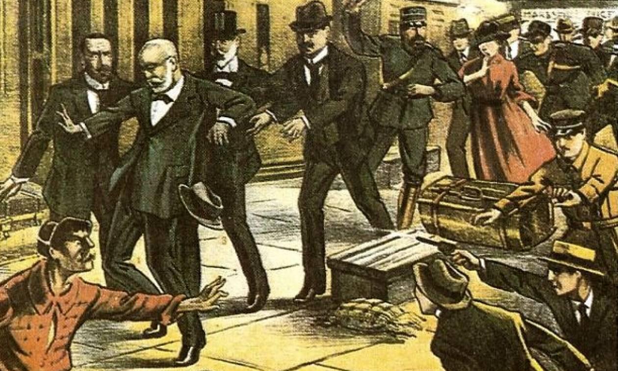 Σαν σήμερα το 1920 σημειώνεται δολοφονική απόπειρα κατά του Ελευθέριου Βενιζέλου στο Παρίσι