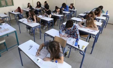 Πανελλήνιες - Πανελλαδικές 2018: Το πρόγραμμα για τις επαναληπτικές Εξετάσεις σε ΓΕΛ και ΕΠΑΛ