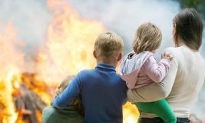 Γιατί τα παιδιά δεν πρέπει να είναι εκτεθειμένα συνεχώς σε εικόνες και σκηνές φρίκης