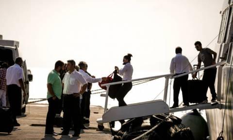 Passenger catamaran ''Flying Cat 4'' collides with pier - No injuries