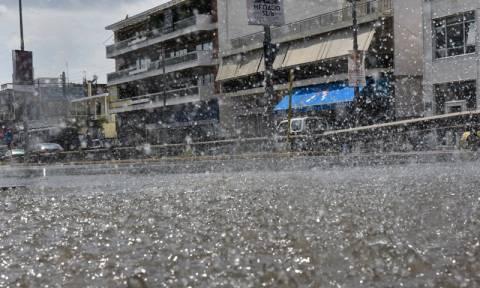 Weather forecast: Rain on Tuesday (31/07)