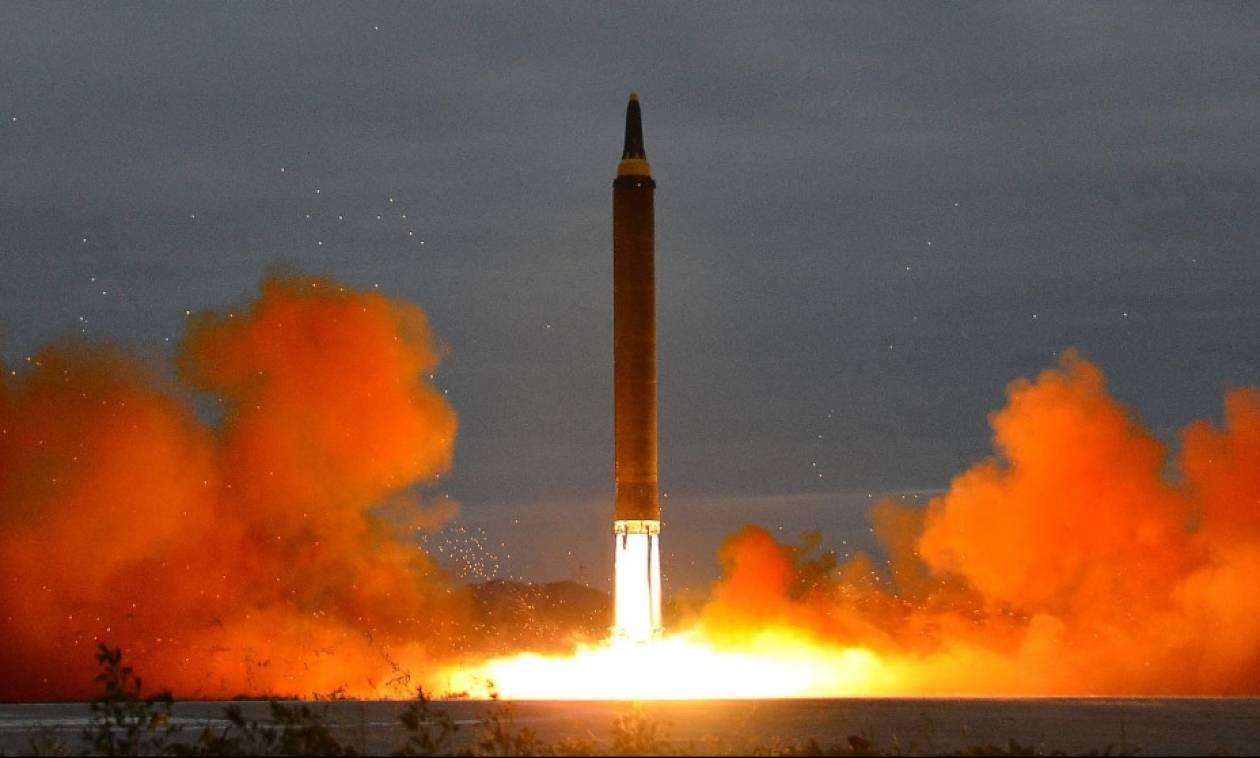 ΗΠΑ: Η Βόρεια Κορέα φέρεται να κατασκευάζει δύο πυραύλους ICBM