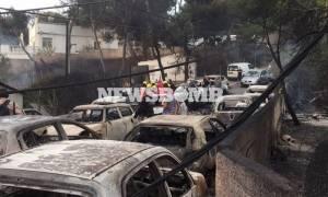 Φωτιά: Νέα δωρεάν λεωφορειακή γραμμή για τους πυρόπληκτους