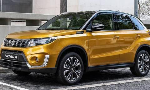 H Suzuki ανανεώνει τo Vitara που θα ξεκινά πλέον από τα 1.000 κυβικά