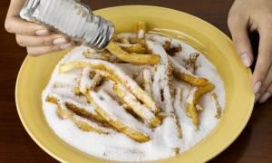 Τροφές που γερνούν την επιδερμίδα & με ποιες να τις αντικαταστήσετε (pics)