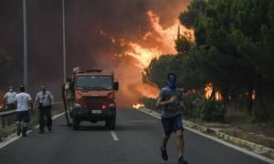 Φωτιές: Έτσι κάηκε η Αττική – Το σπάνιο φαινόμενο που προκάλεσε την τραγωδία