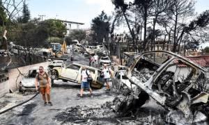 Πανεπιστήμιο Αθηνών: Τα 15 προκαταρκτικά συμπεράσματα για τις φωτιές στην Αττική