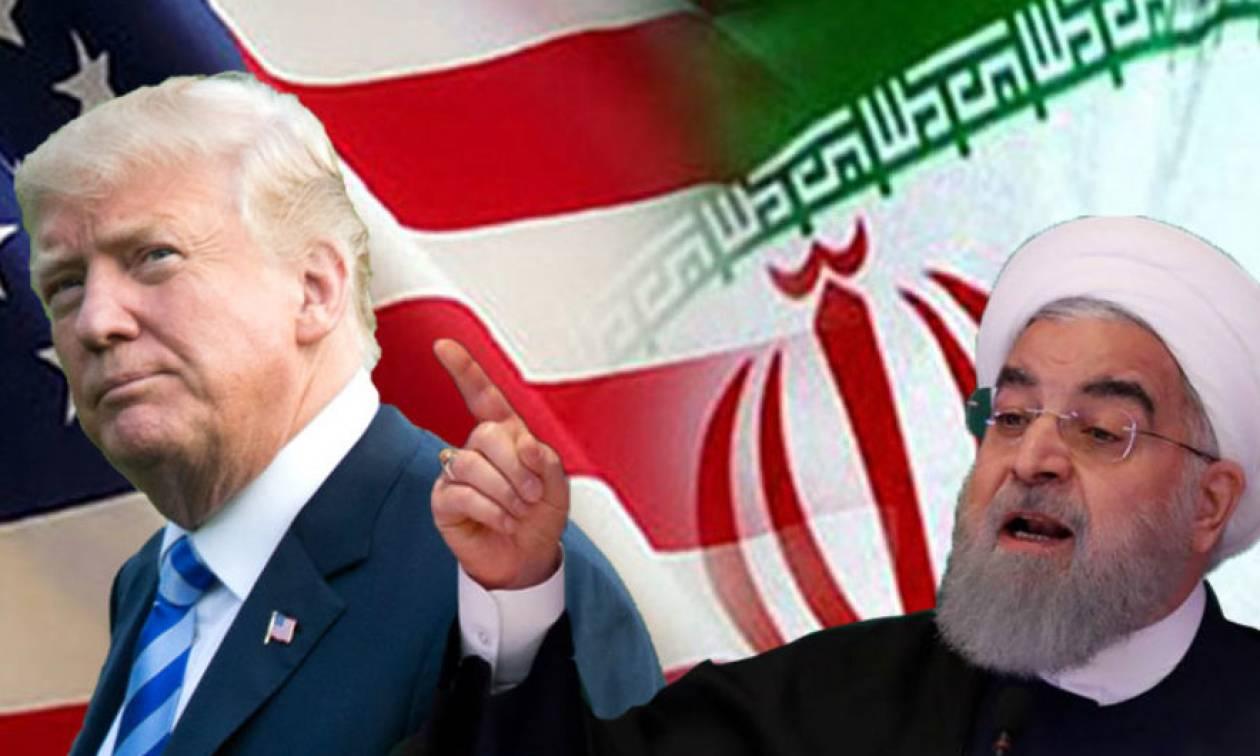 «Καρφιά» Τεχεράνης κατά ΗΠΑ: «Ανάξια η προσφορά του Τραμπ για συνομιλίες»