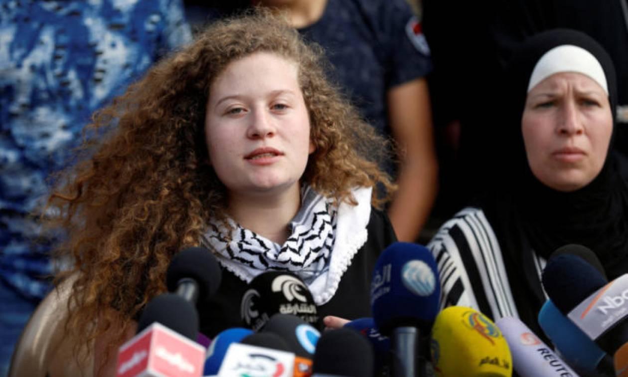 Άχεντ Ταμίμι: «Δεν μετανιώνω για το χαστούκι στον Ισραηλινό στρατιώτη. θα το ξανάκανα» (video)