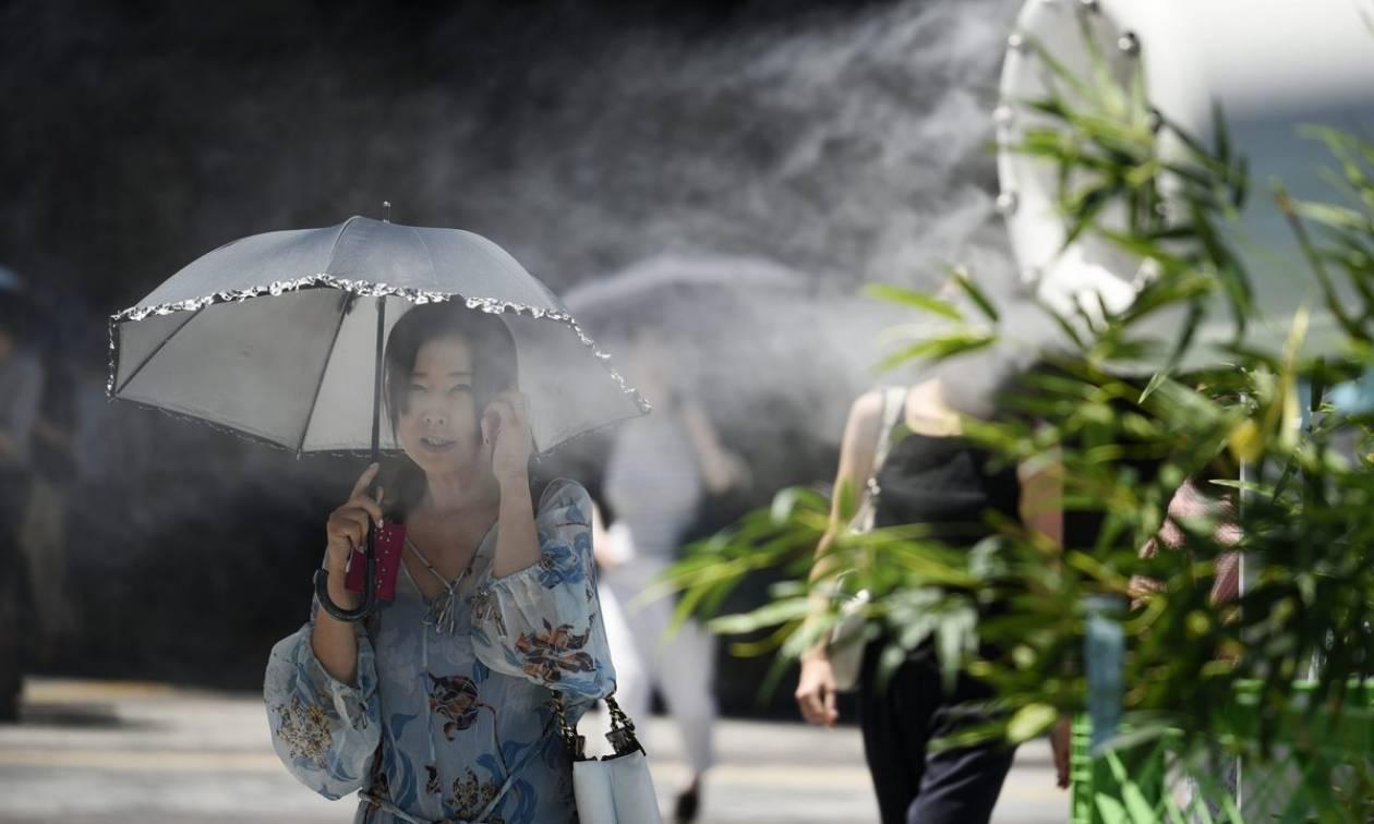 Κίνα: Το κύμα καύσωνα αυξάνει τη ζήτηση σε κλιματιστικα, καρπούζια και παγωτα!