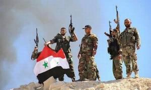 Συρία: Ο στρατός έθεσε υπό τον έλεγχό του πλήρως την κοιλάδα Γιαρμούκ