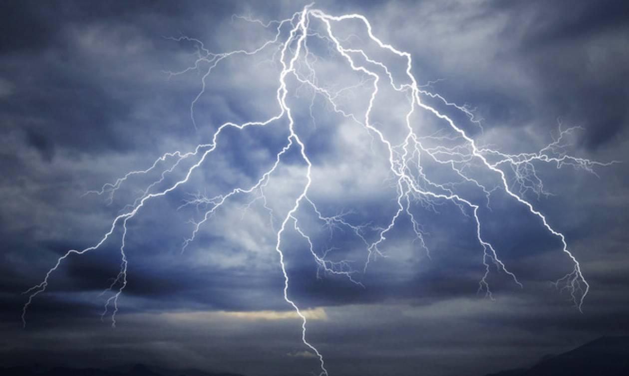 Καιρός: Κακοκαιρίας συνέχεια με βροχές, καταιγίδες και ισχυρούς ανέμους έως και το Σάββατο