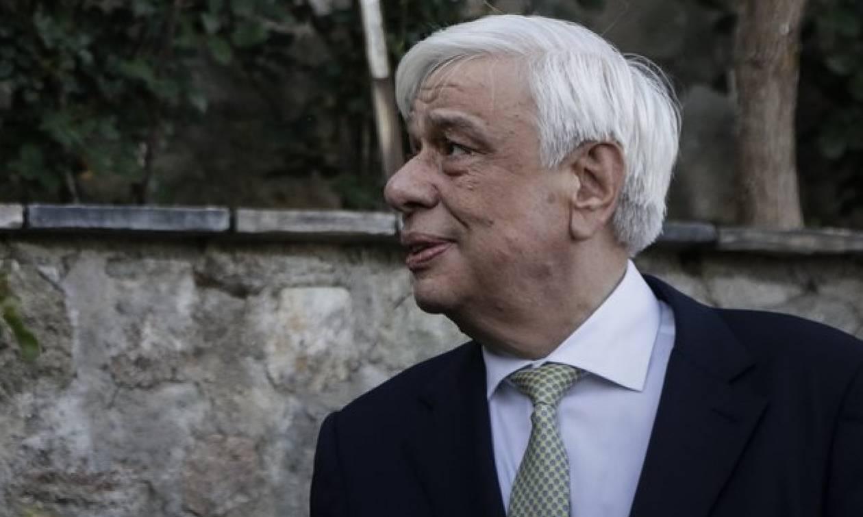 Στο Λύρειο Ίδρυμα ο Παυλόπουλος: Η Προεδρία θα ελέγχει αν θα γίνουν πράξη οι υποσχέσεις