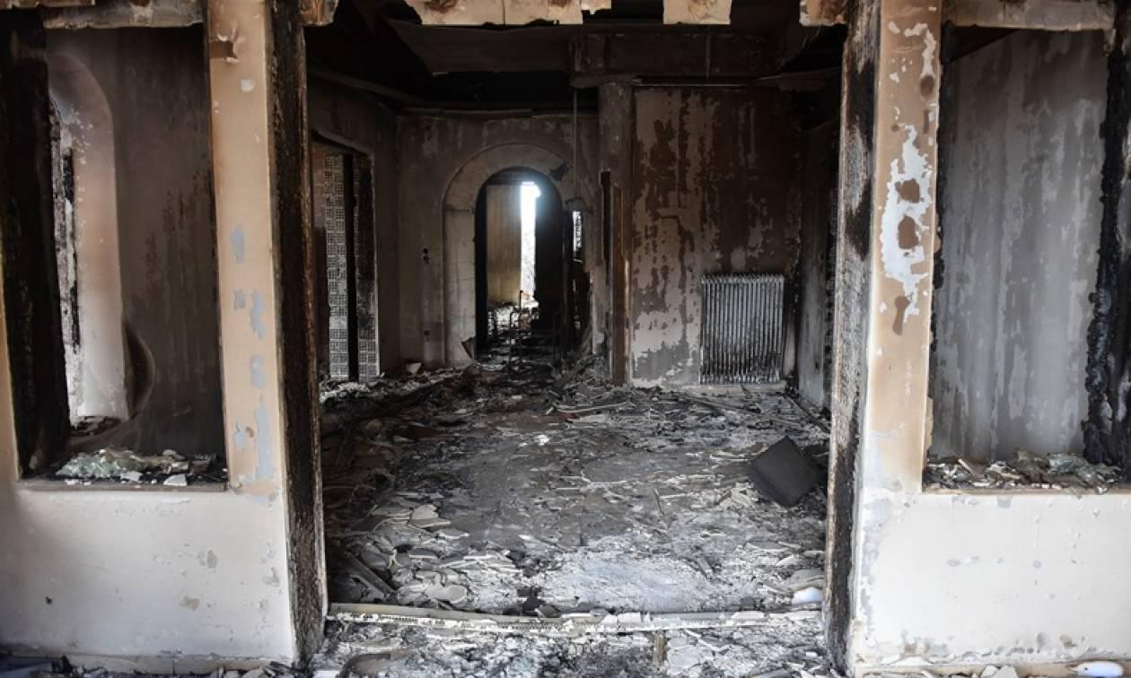 Φωτιά: Συνελήφθη εμπρηστής στον Μαραθώνα