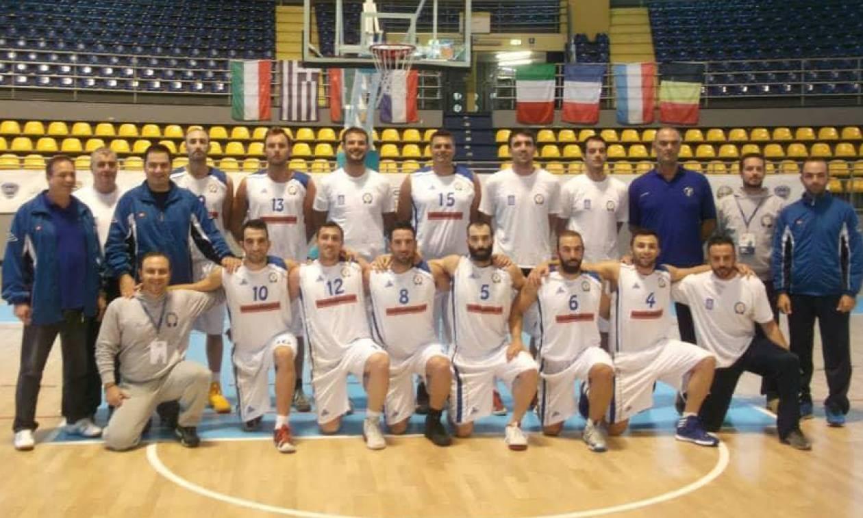 H USPE βραβεύει την Αθλητική Ένωση Αστυνομικών Ελλάδος