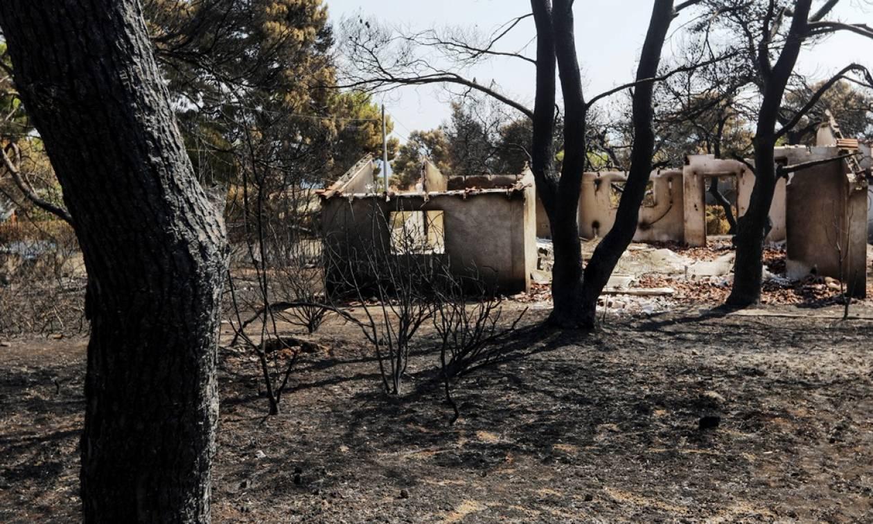 Φωτιά στο Μάτι - Μαρτυρία σοκ αστυνομικού: «Είδα ανθρώπους που έλιωσαν από τη θερμοκρασία»