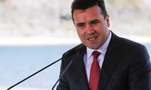 Ζάεφ για δημοψήφισμα και Σκοπιανό: Ώρα να αναλάβουμε τις ευθύνες μας για το μέλλον